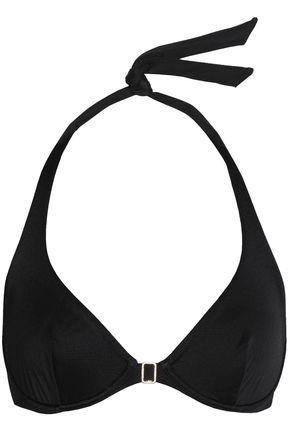 LA PERLA Underwired halterneck bikini top