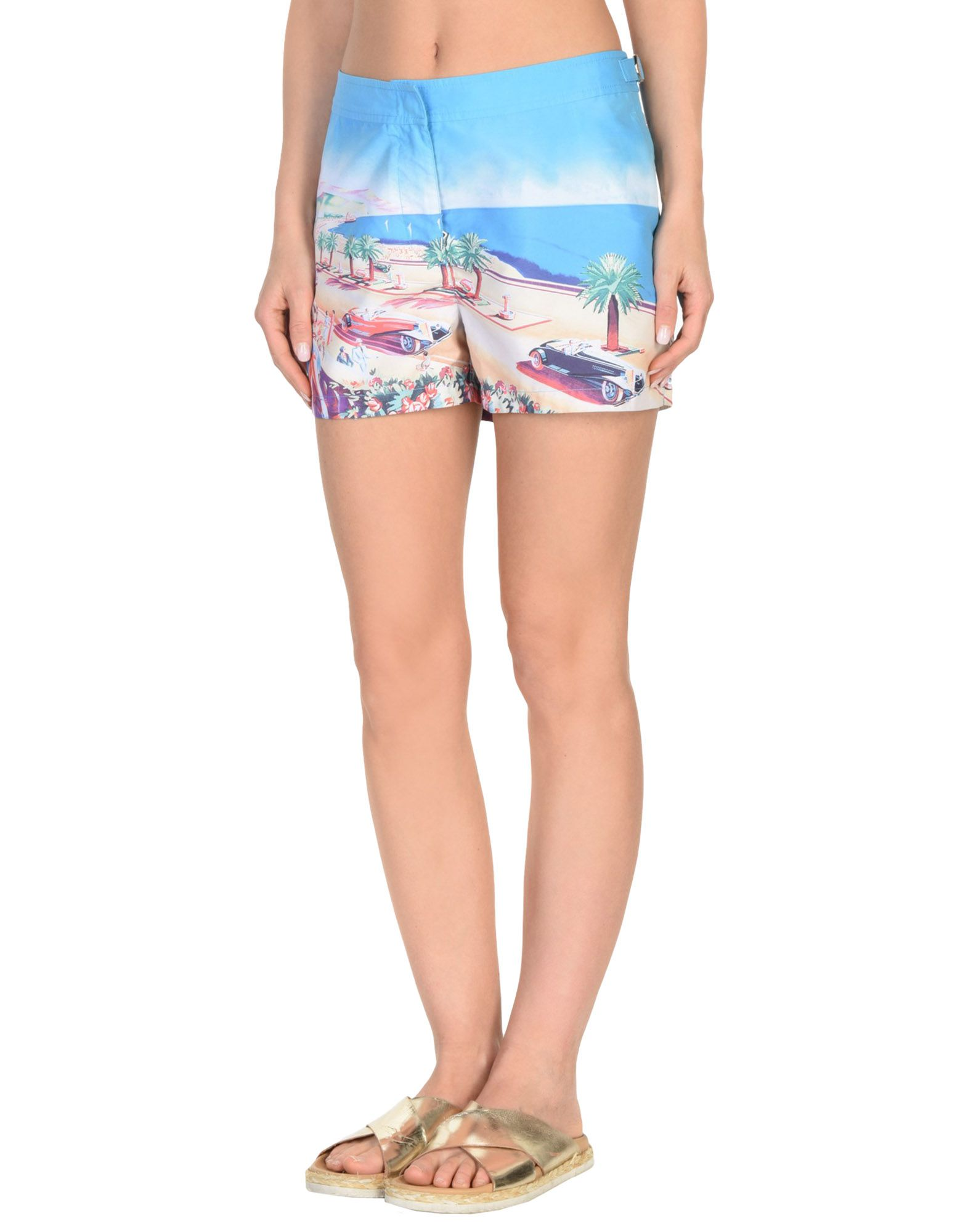 ORLEBAR BROWN Пляжные брюки и шорты цена 2017