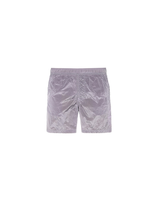 STONE ISLAND Swimming trunks B0943 NYLON METAL