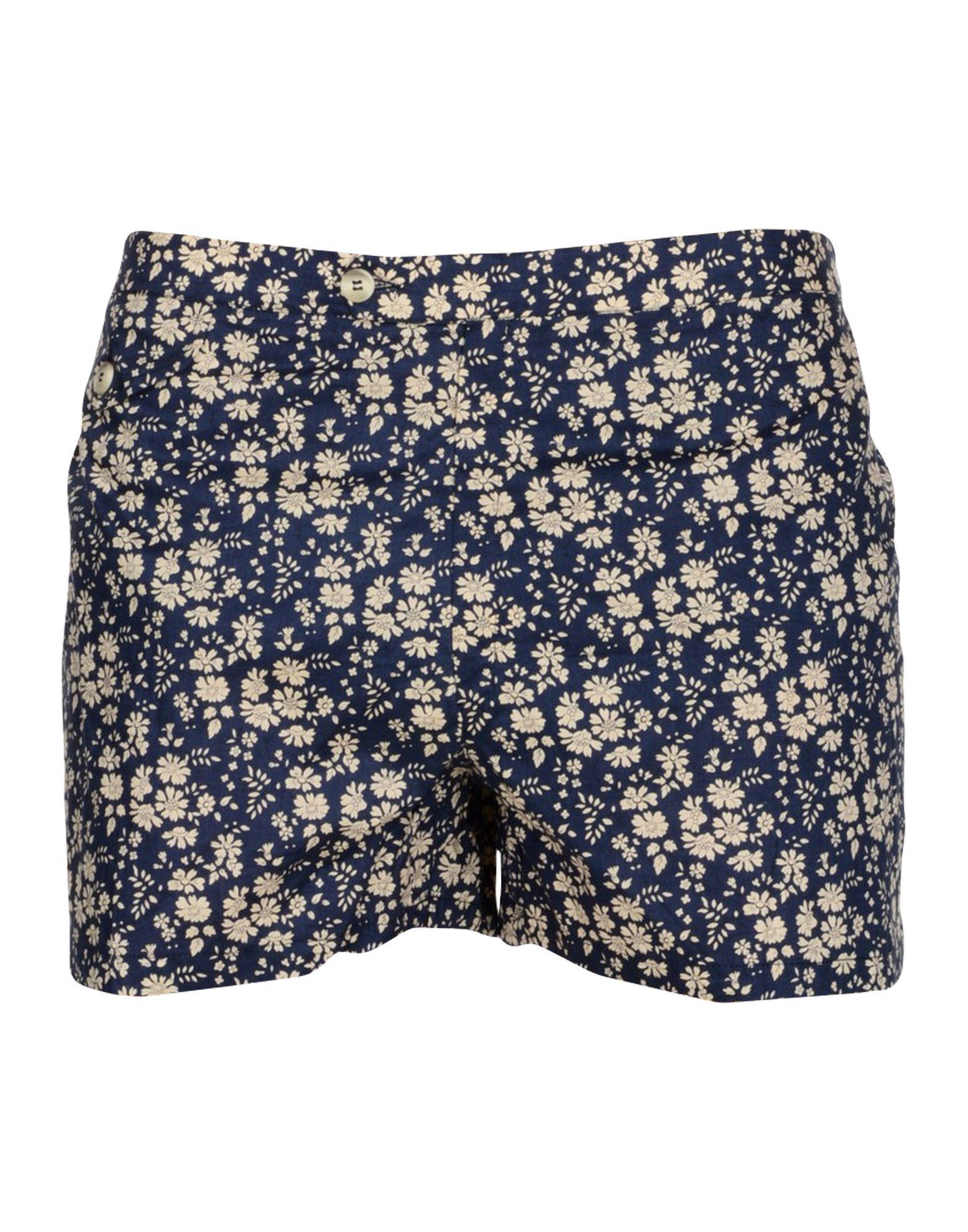E.MARINELLA Пляжные брюки и шорты debbie katz пляжные брюки и шорты