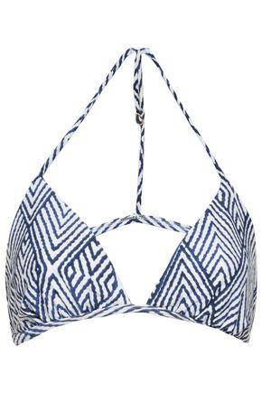 VIX PAULA HERMANNY Triangle bikini top