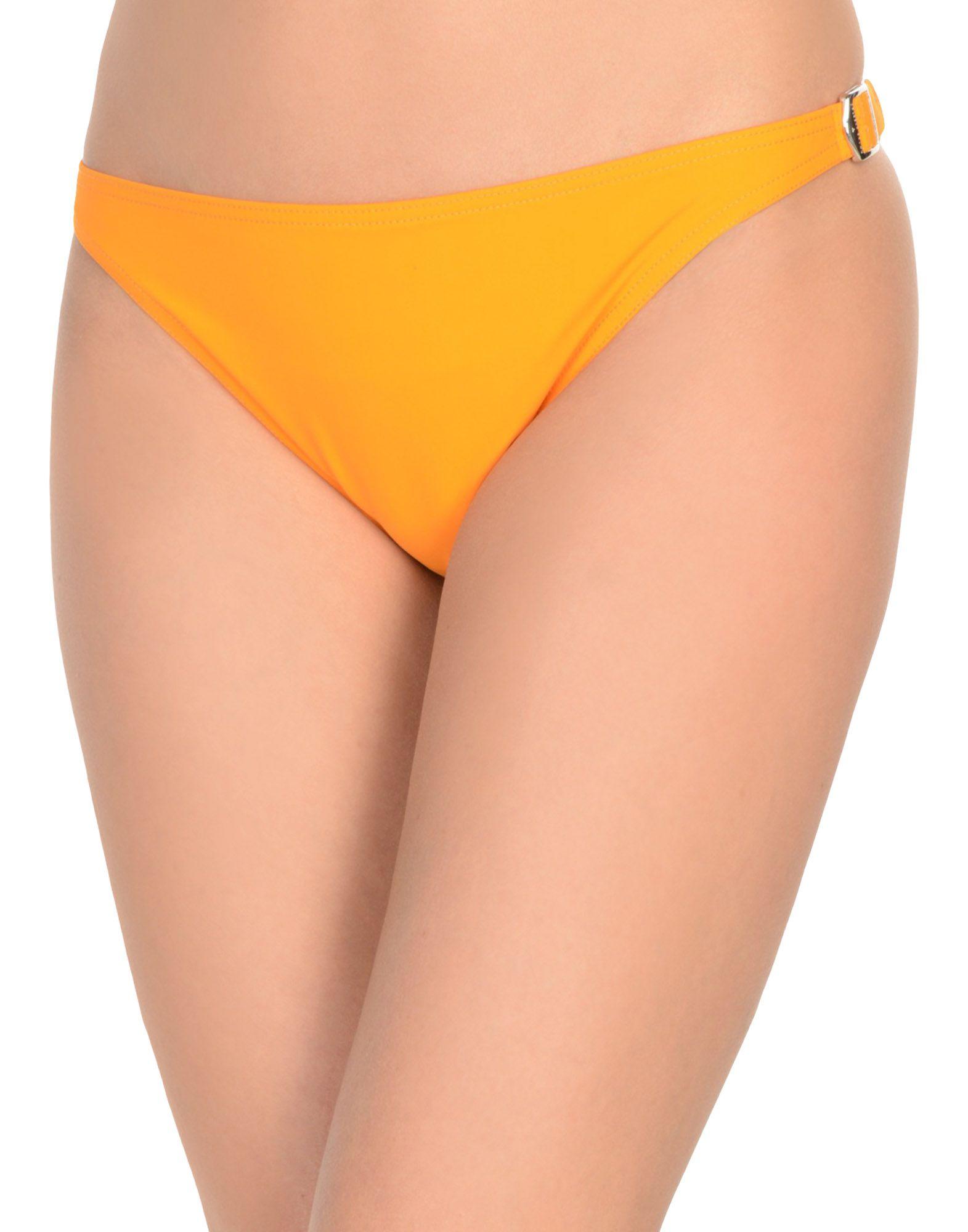 レディース ORLEBAR BROWN 水着(ビキニパンツ) オレンジ