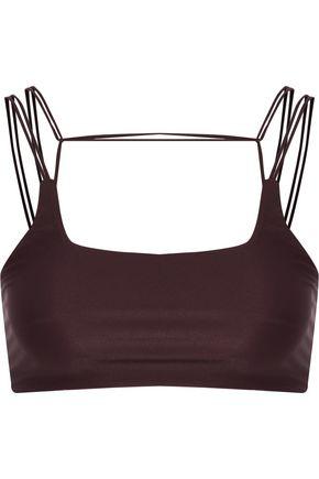 MIKOH Haloa cutout bikini top