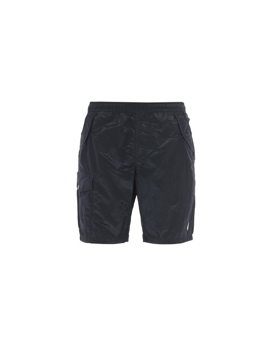 STONE ISLAND Swimming trunks B0543 NYLON METAL