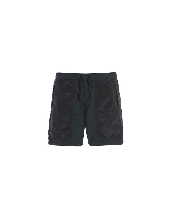Swimming trunks B10F5  STONE ISLAND - 0