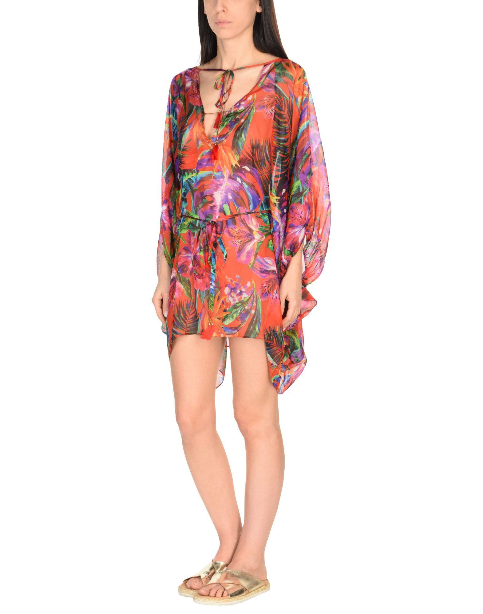 MATTHEW WILLIAMSON Пляжное платье цена 2017