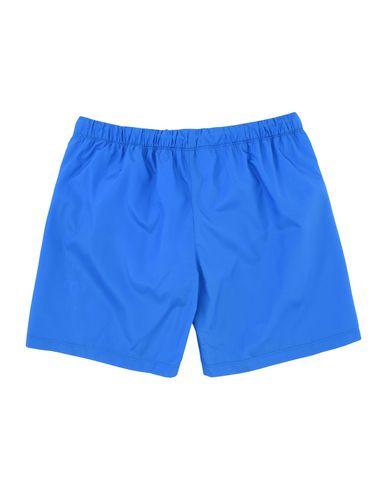 MOSCHINO Jungen Badeboxer Blau Größe 10 100% Polyester