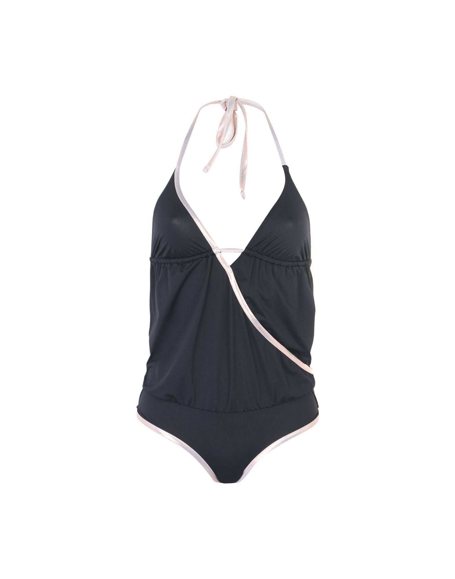 ALBERTINE One-Piece Swimsuits in Black