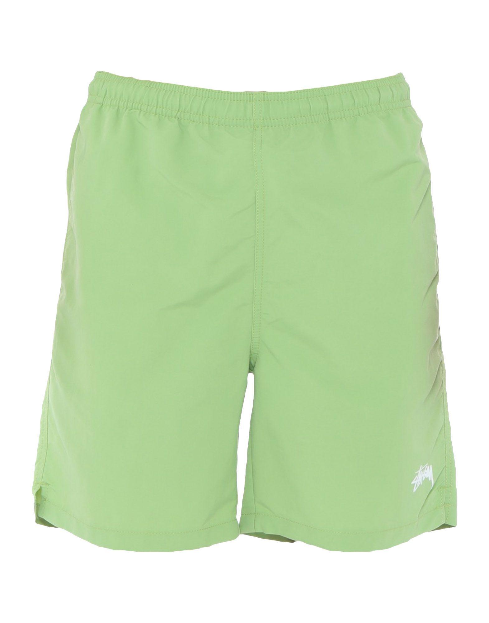 STUSSY Пляжные брюки и шорты шорты пляжные с рисунком