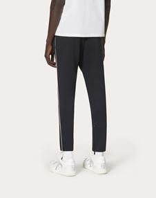 平纹针织长裤