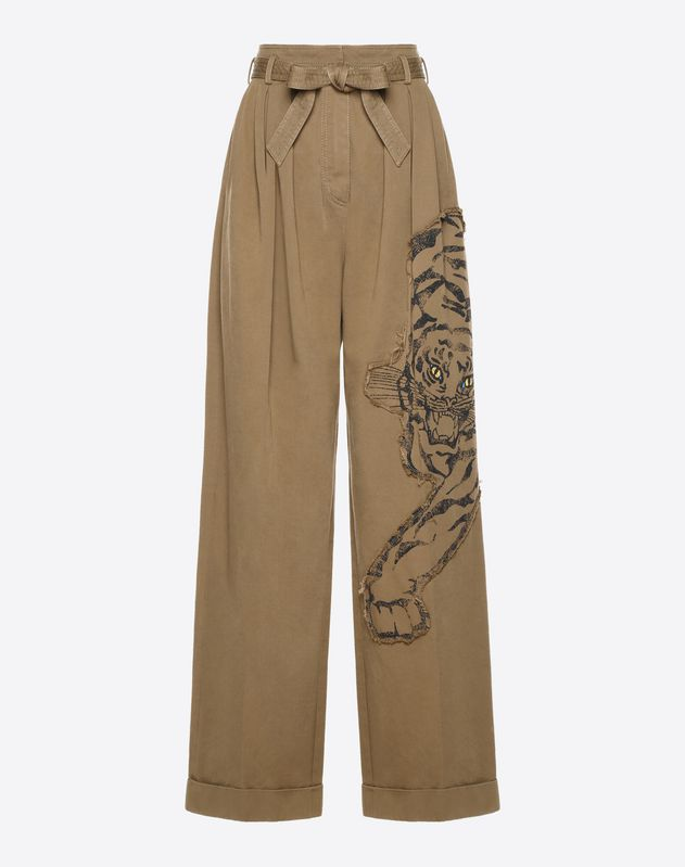 Pantalone Tiger Re-edition