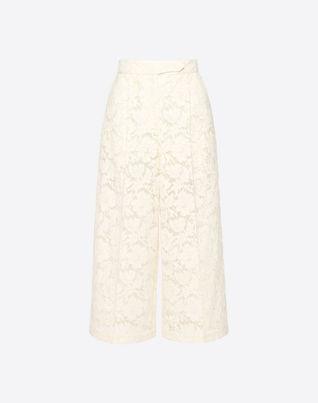 Culotte in Heavy Lace