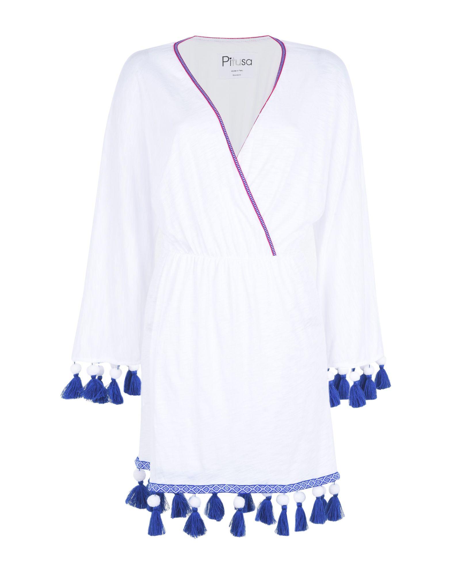 PITUSA Пляжное платье margarita пляжное платье