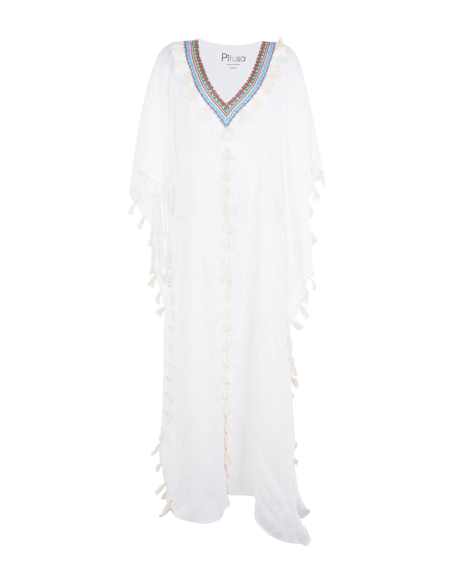 PITUSA Пляжное платье пляжное платье alba moda klingel цвет оранжевый