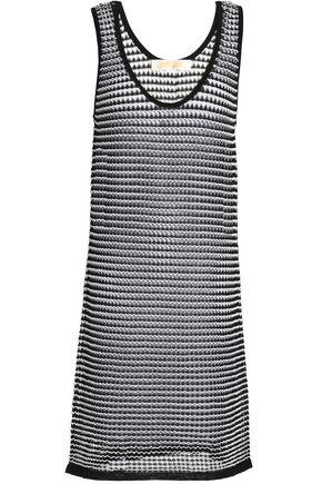 DIANE VON FURSTENBERG Crochet-knit coverup