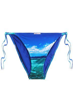 ORLEBAR BROWN Printed low-rise bikini briefs