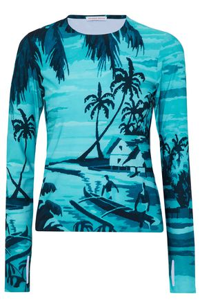 ORLEBAR BROWN Luisa printed rash guard