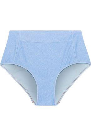 JONATHAN SIMKHAI High-rise bikini briefs