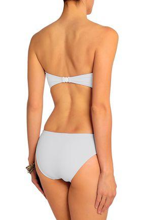 JETS AUSTRALIA by JESSIKA ALLEN Jetset knotted bandeau bikini top