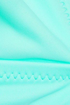 SOLID & STRIPED The Morgan triangle bikini top