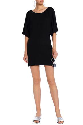 c1f2ee9d9d LA PERLA Cutout silk-blend jersey mini dress