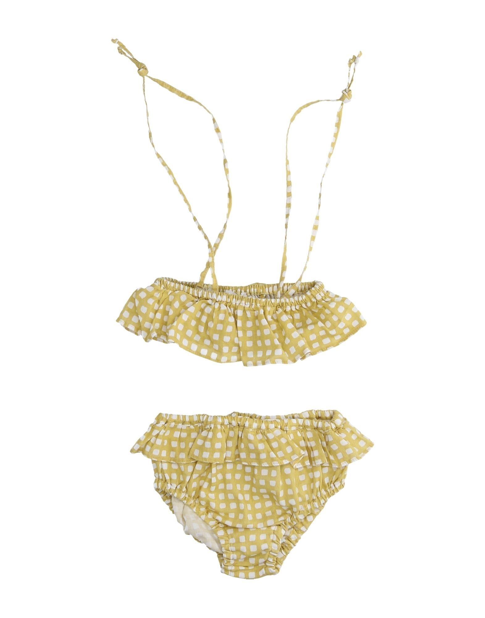 BABE & TESS Mädchen 0-24 monate Bikini10 grün