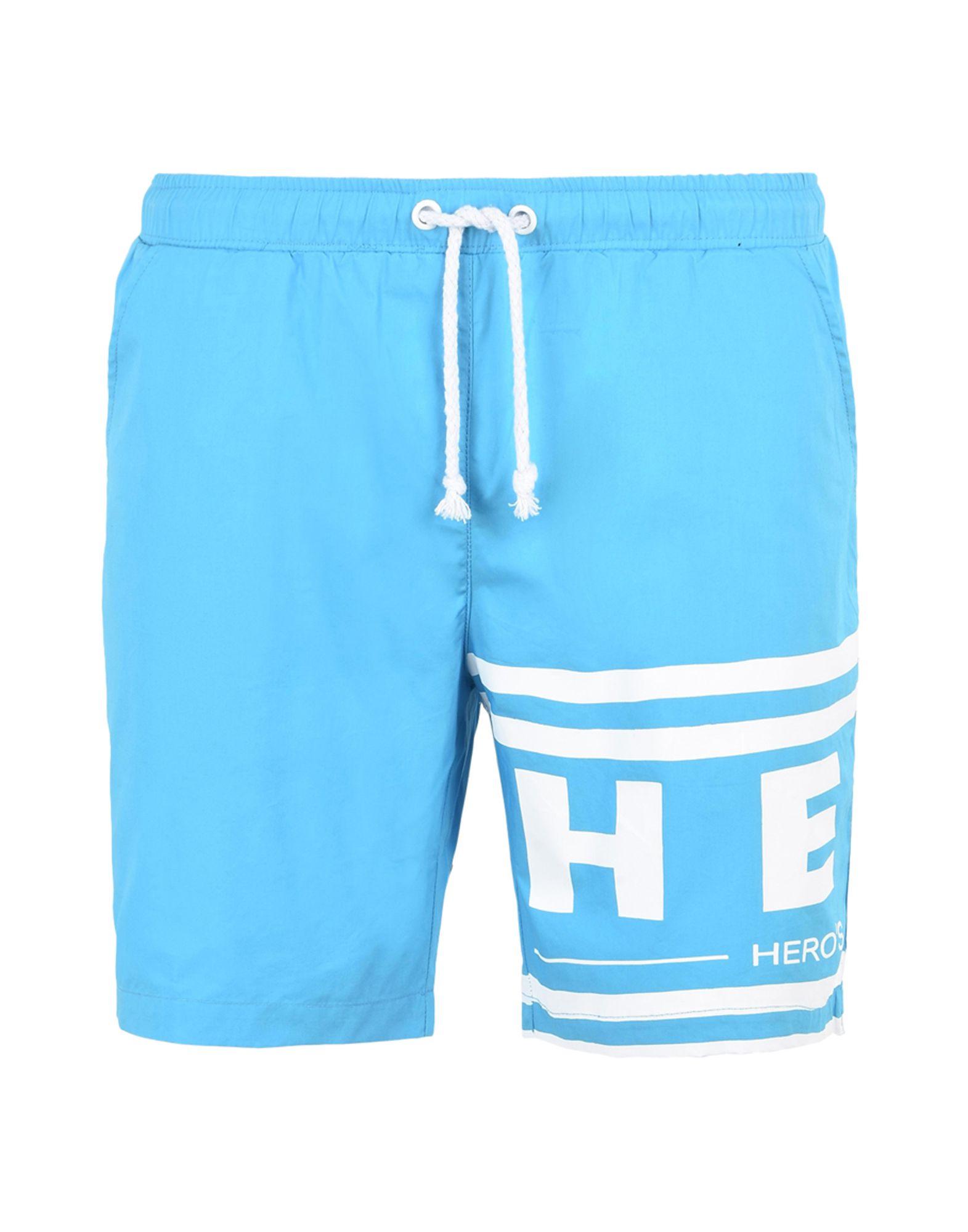 HERO'S HEROINE Шорты для плавания
