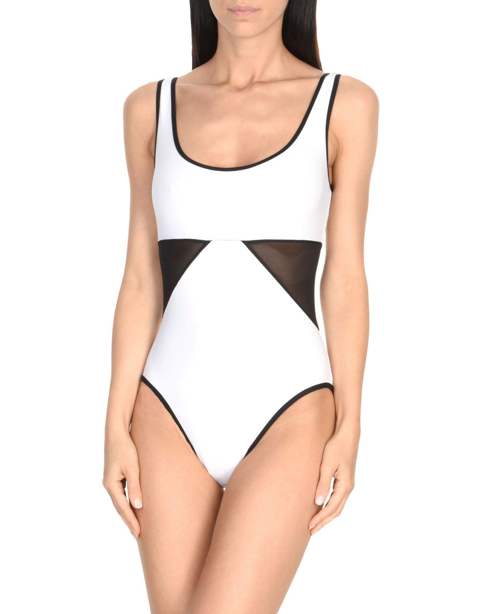 KARLA COLLETTO Слитный купальник пуловер colletto bianco colletto bianco mp002xw0dsl5
