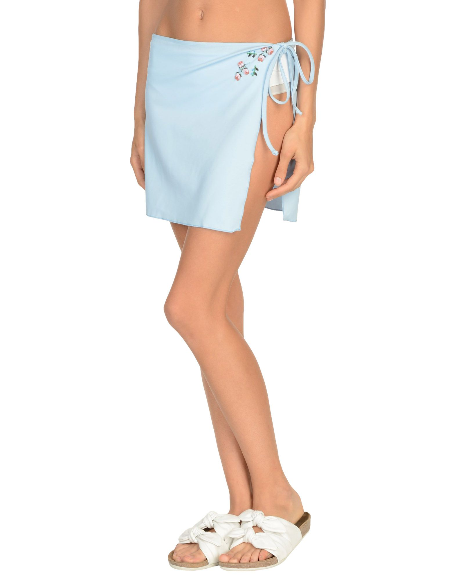 BLUMARINE BEACHWEAR Парео blugirl blumarine beachwear слитный купальник