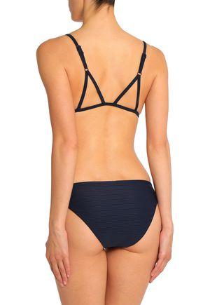 JETS AUSTRALIA by JESSIKA ALLEN Ribbed low-rise bikini briefs