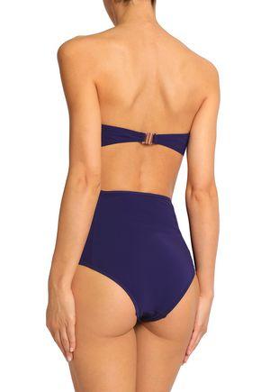 BOWER Bandeau bikini top