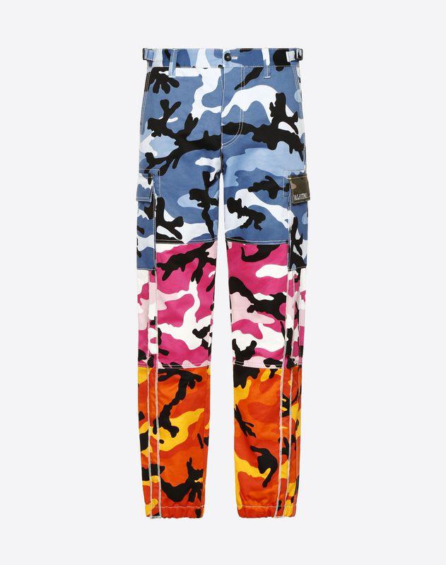 Camou Shuffle combat trousers