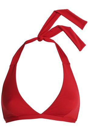 I.D. SARRIERI Triangle bikini top