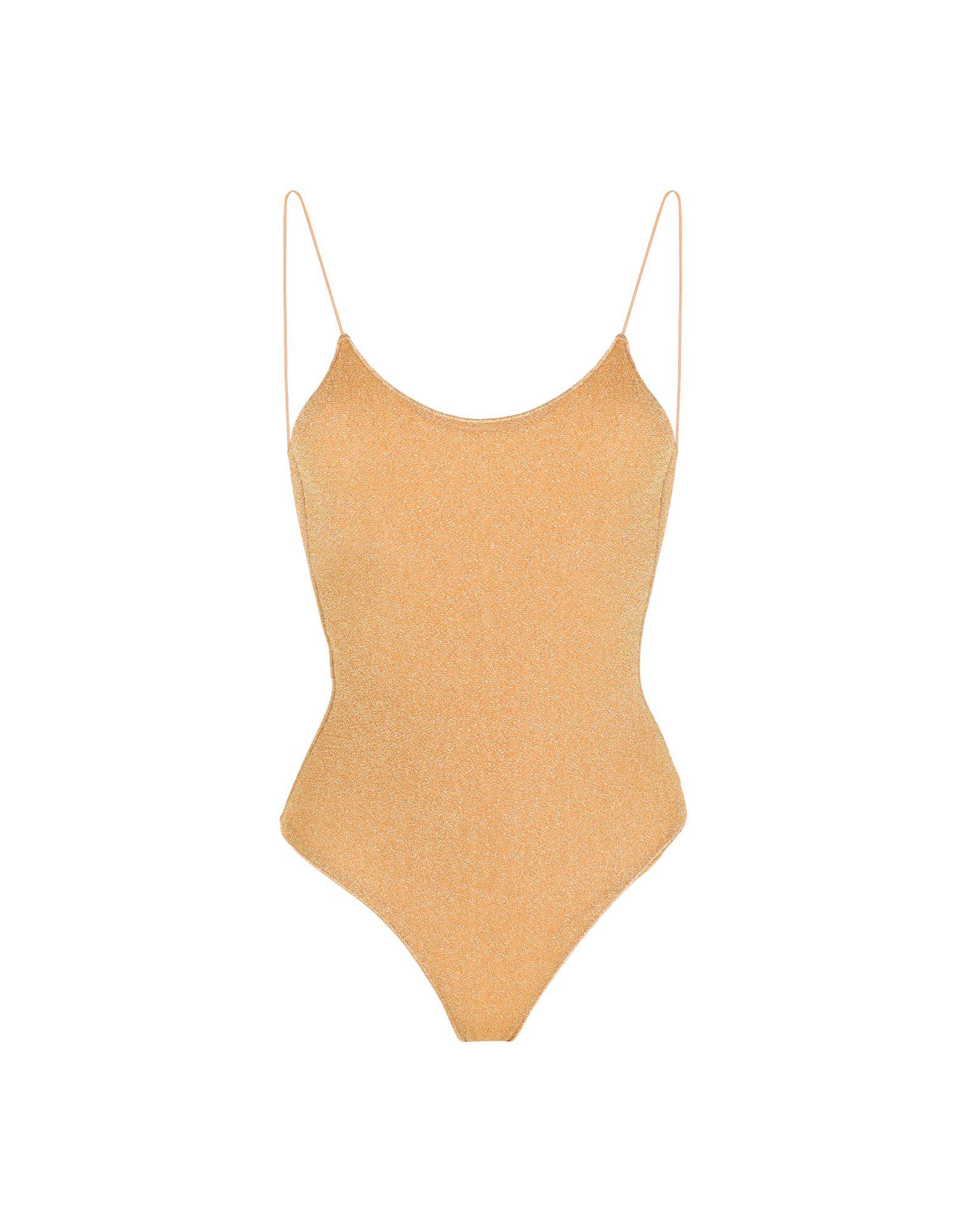 OSÉREE Слитный купальник купальник слитный try tremiti scoop neck controlfit цвет серебристый taqtm7a 88 размер 14 48