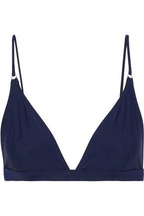 ACNE STUDIOS Hedea A triangle bikini top