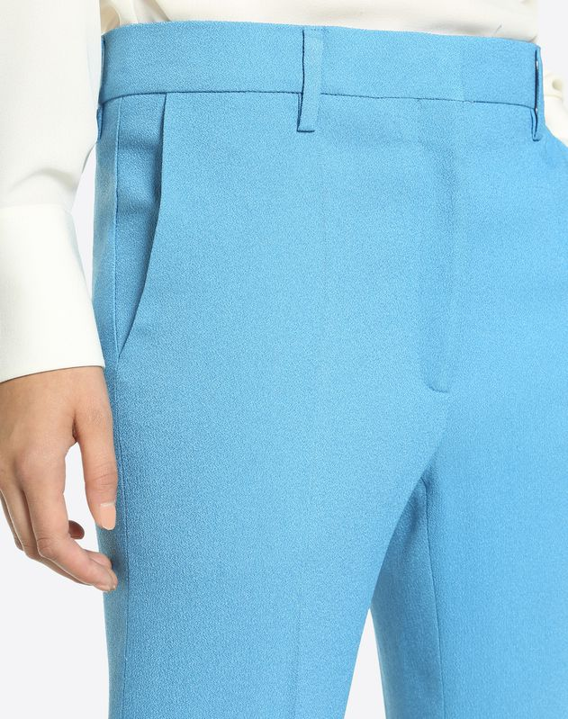 Stretch Sablé Pants