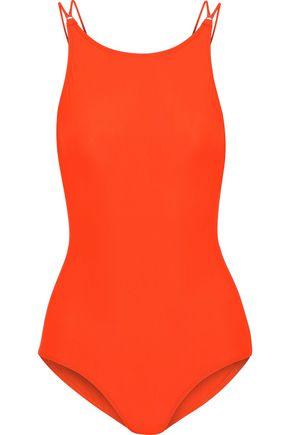 ACNE STUDIOS Halla cutout swimsuit