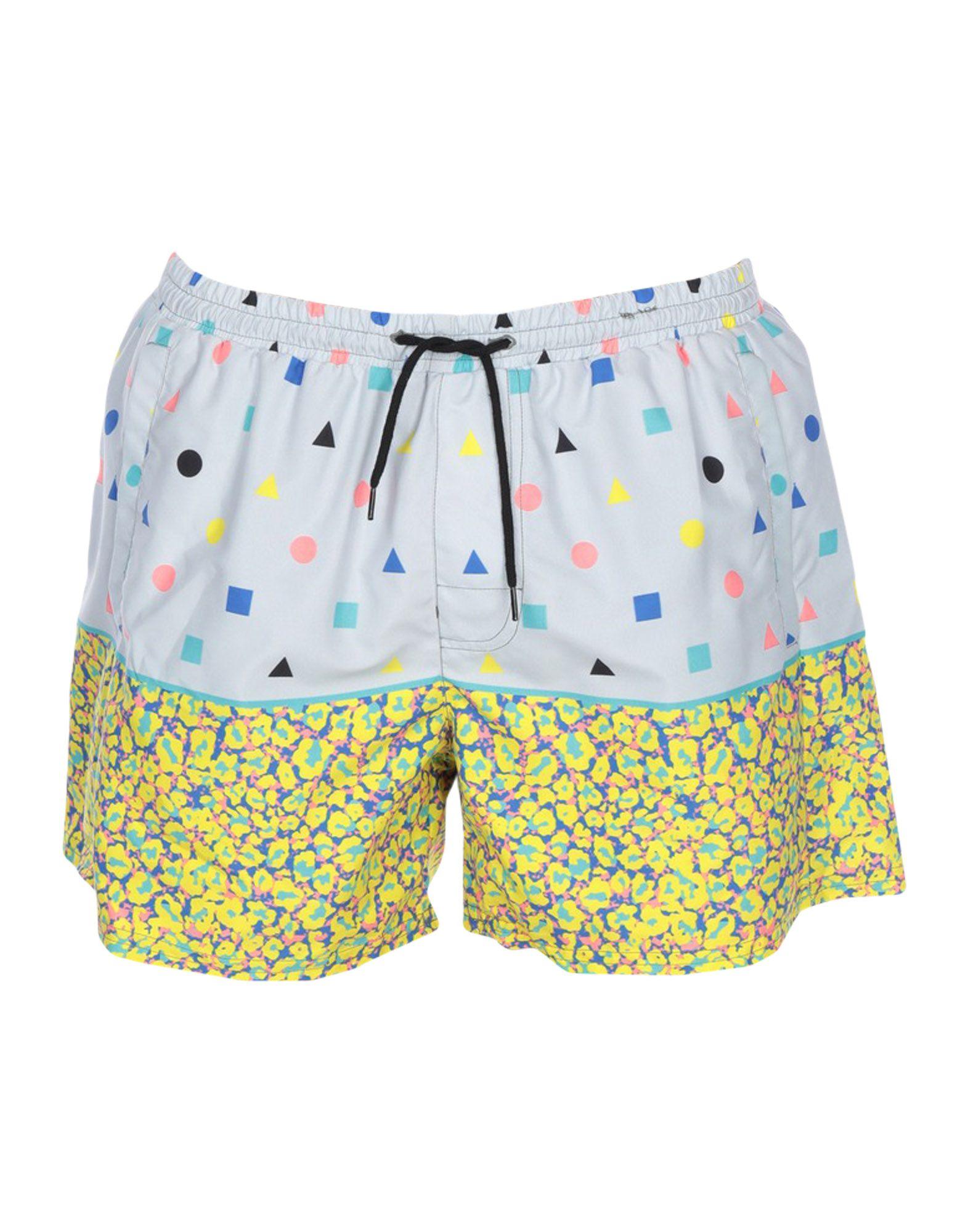 SORT OF LOOSER Шорты для плавания sort of looser пляжные брюки и шорты