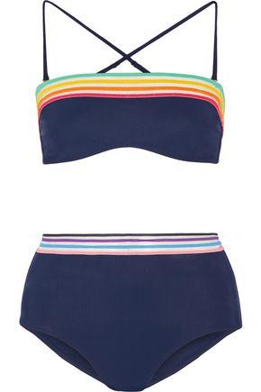 EMMA PAKE Sunrise Siena Ilaria striped bikini