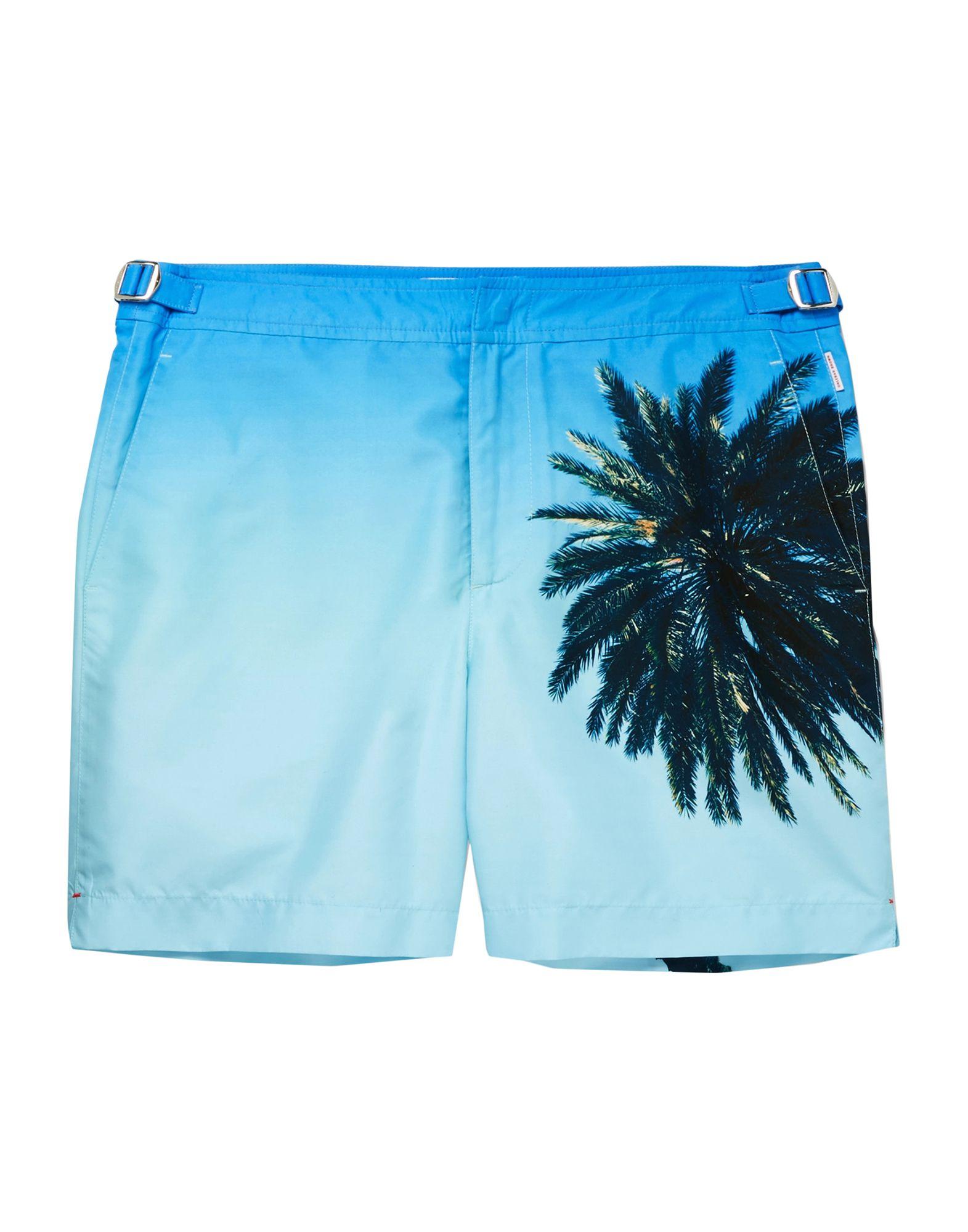 ORLEBAR BROWN Пляжные брюки и шорты orlebar brown пляжные брюки и шорты