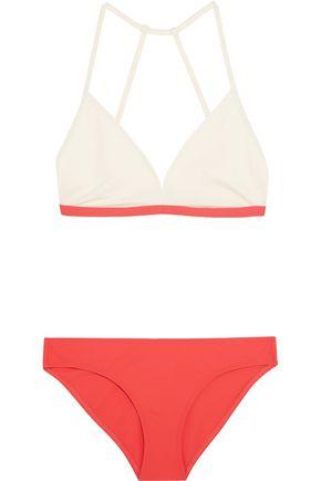 FLAGPOLE Casey two-tone bikini