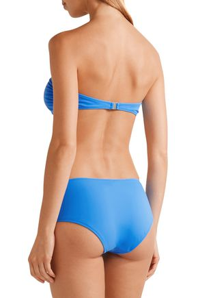 SOLID & STRIPED The Whitney bandeau bikini