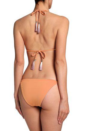 SKIN Reversible low-rise bikini briefs