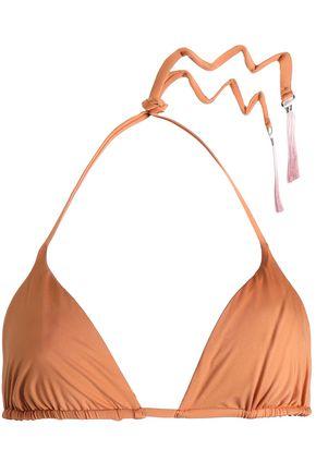 SKIN Reversible triangle bikini top
