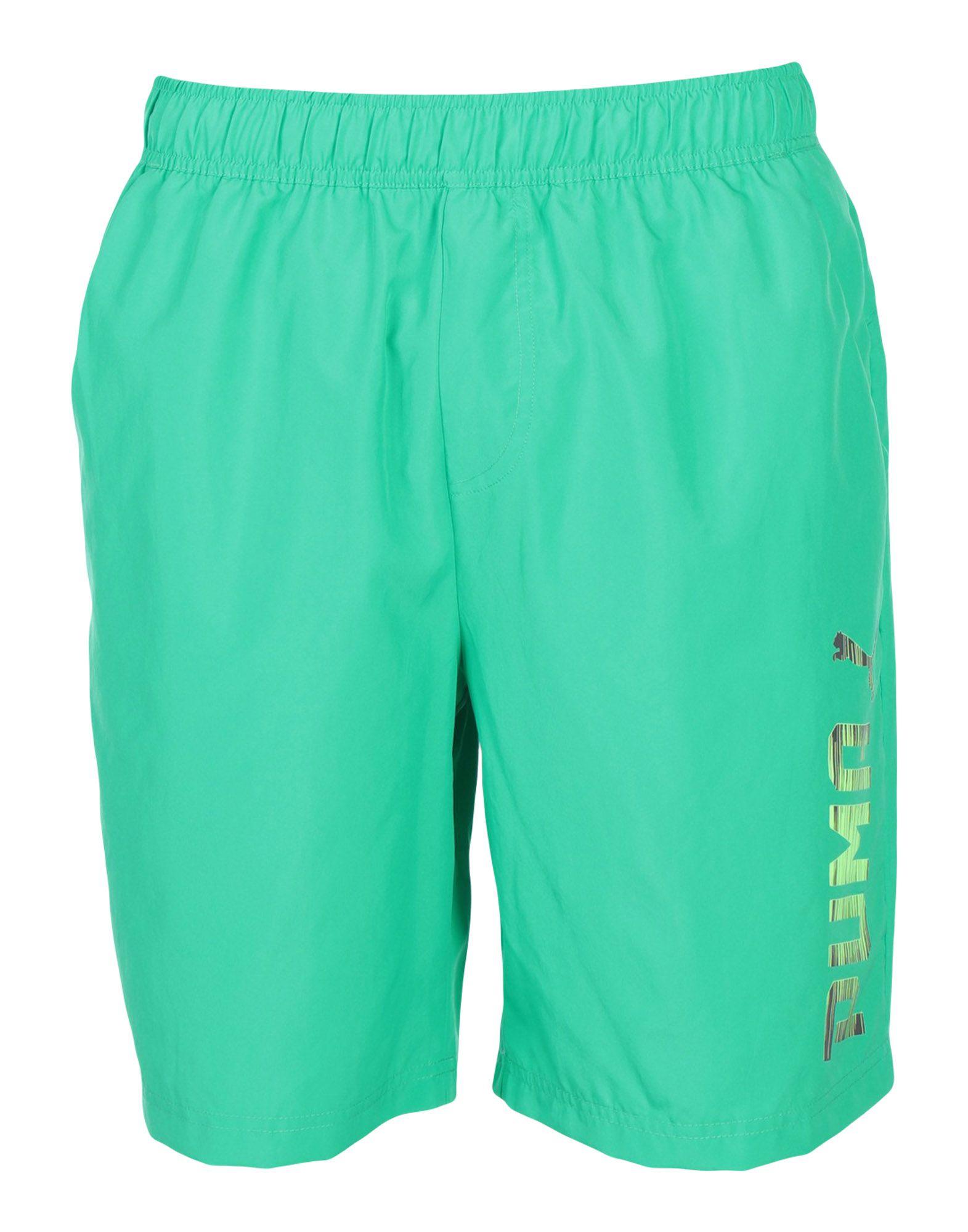 PUMA Пляжные брюки и шорты шорты спортивные puma puma pu053emiye01