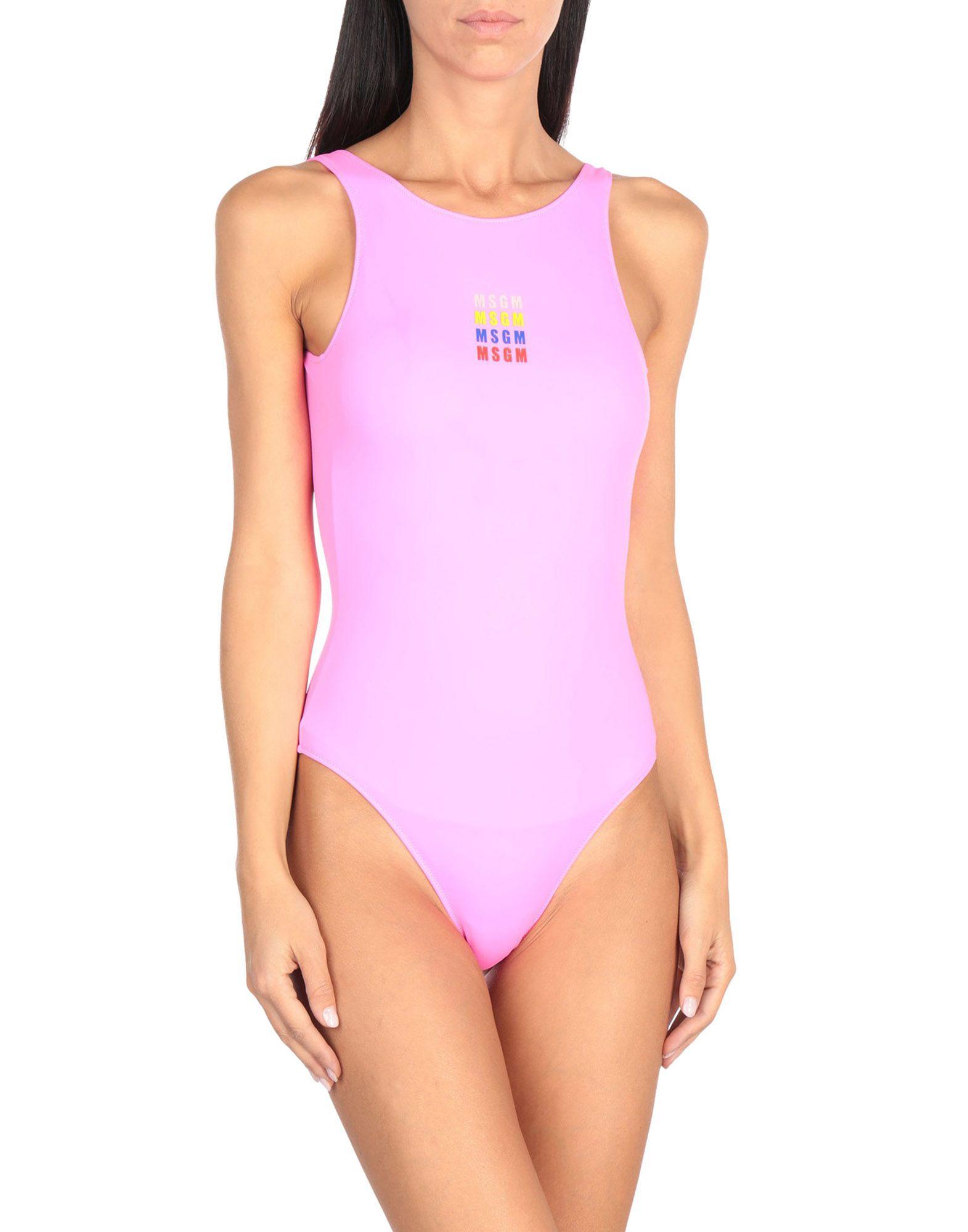 MSGM Слитный купальник msgm одежда