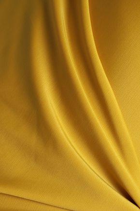 LENNY NIEMEYER Wrap-effect halterneck swimsuit