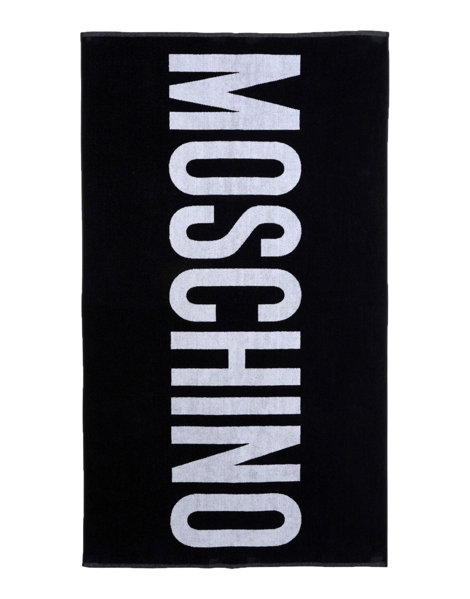 MOSCHINO Пляжное полотенце speedo пляжное полотенце