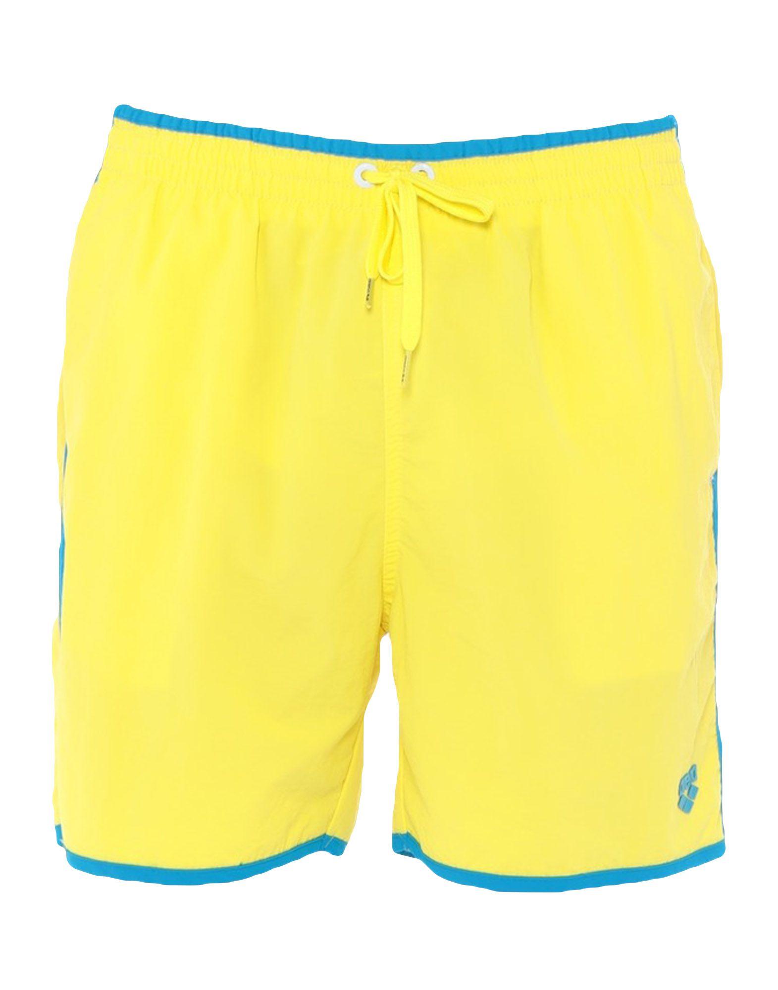 ARENA Шорты для плавания шапочка для плавания arena polyester  цвет  темно синий
