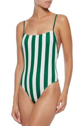 eac0e944dd5f SOLID   STRIPED The Chelsea striped swimsuit